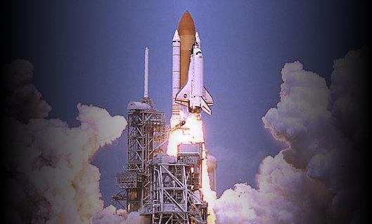 טילים רקטות, שיגור, טיסה לחלל