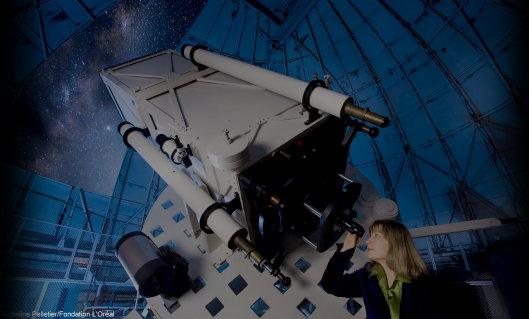 צילום ועיבוד מידע אסטרונומי טלסקופים