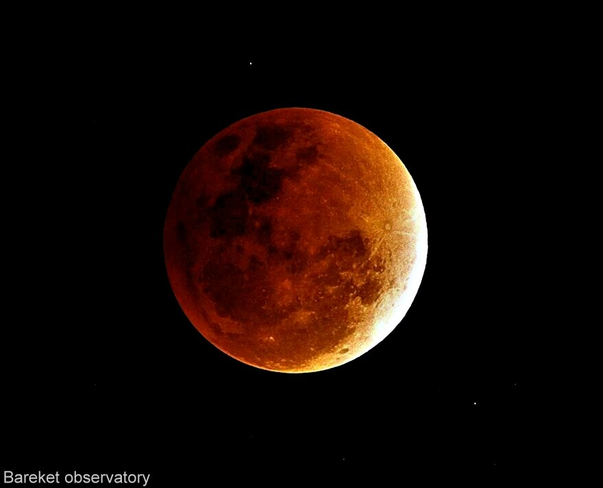 lunar eclipse 2018